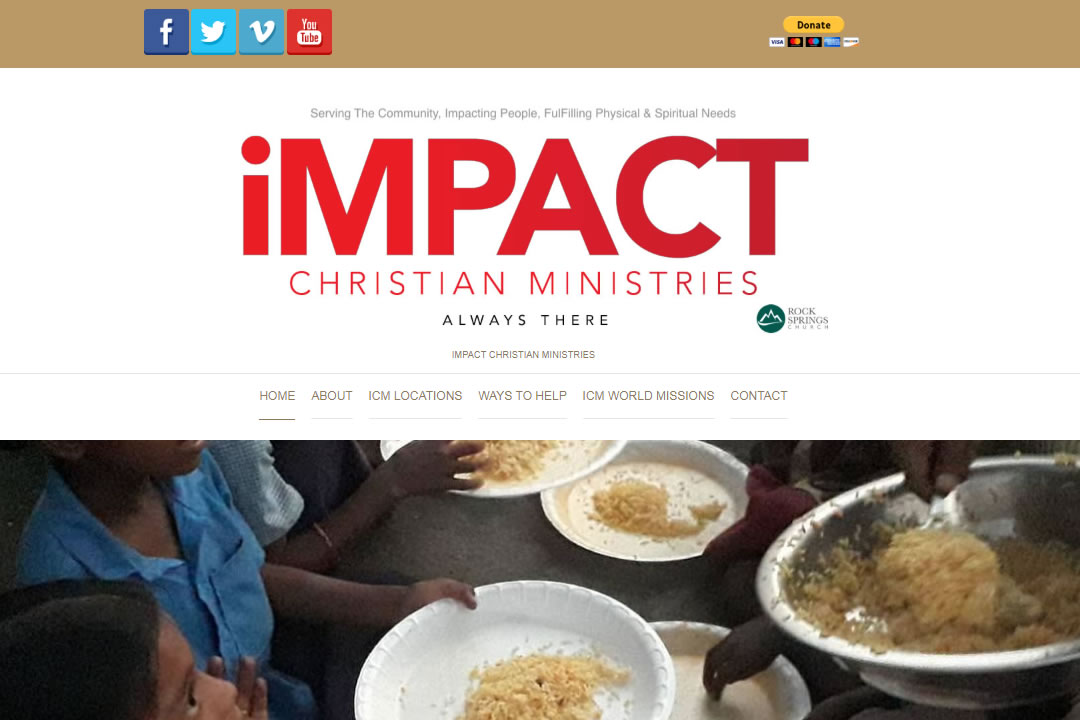 Impact Christian Ministries